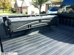 Pickup Bed Tool Boxes Truck Bed Gun Box Truck Bed Storage Unit Tool ...