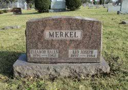 Eleanor Halls Merkel (1898-1962) - Find A Grave Memorial