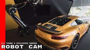 2018 porsche turbo s exclusive. delighful 2018 porsche 911 turbo s exclusive series live stream robot cam for 2018 porsche turbo s exclusive w