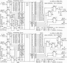spets cpuz  Турбирование микропроцессора z80 представлено схемой изображённой ниже Элемент d4 обеспечивает нормальную работу регистра сдвига К155ИР1 при работе в