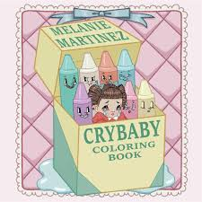 Coloring printable | print out coloring pages. Cry Baby Coloring Book Martinez Melanie 9781612436869 Amazon Com Books