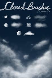 Cloud Brushes By Para Vine On Deviantart