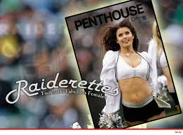 Raiderette files lawsuit against Oakland Raiders   Silver And     CBS News