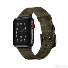 Designer Apple 4 Watch Bands For Apple Watch Band 38mm 42mm Iwatch 4 Band 44mm 40mm Designer Apple Watch Strap Strap Bracelet Leather Strap Watch Leather Watch Strap From Onetant