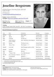 stunning headshot resume contemporary simple resume office