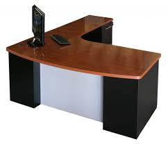 l desk office. L Office Desk. Black Shaped Computer Desk 2017 H .