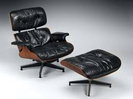 leather chair and ottoman target lounge no museum of fine arts