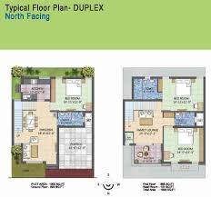 garden home plans. Floor Plans For Duplex House In India Modern Indian 1000 Sq Ft With Garden Home L