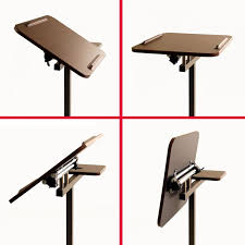 49 99 com seville classics mobile laptop desk cart notebook computer stands
