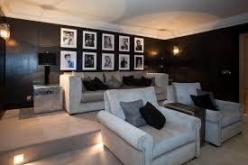 cinema room furniture. Plain Furniture Cinema Room With Wall Art To Cinema Room Furniture