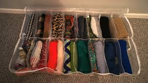 Ideas Scarf Organizer For Your Closet Accessory Holder. 12 Super Creative  Storage ...