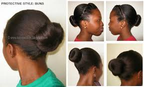 Natural Formal Hairstyles Hairstyles For Damaged Black Hair Immodell