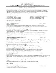Awesome Collection Of Resume Title Processor Mortgage Loan Processor