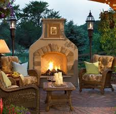 outdoor fireplace plans free