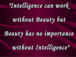 beauty vs intelligence side effects of beauty