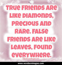 True Friends Quotes Classy Quotes About Rare Friendships 48 Quotes