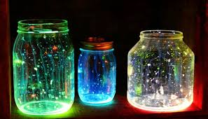 Decorative Jars Ideas Birthday Decoration Ideas DIY Birthday Decorations 78