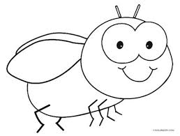 The coloring book is a printable pdf for 8 1/2 x 11 paper that you will receive immediately as a download. Printable Bug Coloring Pages For Kids