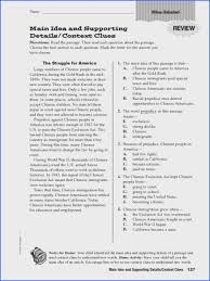 Main-idea-worksheets-4th-grade & Fourth And Ten My Fourth Grade ...
