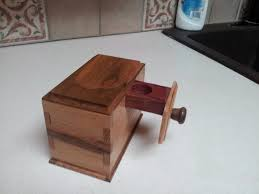 wooden coin bank with best magic
