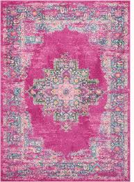 nourison passion fuchsia area rug contemporary area rugs by rolles