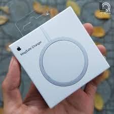 BH 12 Tháng] Sạc không dây Apple MagSafe cho iPhone 12 và các dòng máy hỗ  trợ sạc không dây chuẩn Qi