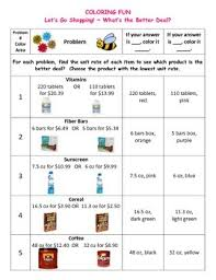 Small Picture Common Core Middle School Math Coloring Sheets Bundle by Laura Becker