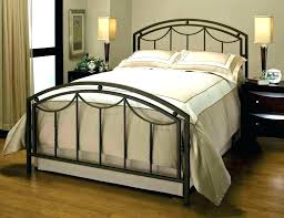 King Size Iron Headboards Iron Bed King Metal Bed King King Iron Bed ...