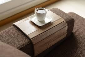 sofa tray table handmadesofa arm trayarmrest traysofa arm flexible wooden sofa armrest tray table flexible wooden sofa armrest tray table