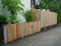 Sichtschutz Garten Holz Metall Ocaccept Com