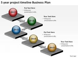 5 year timeline template 5 year project timeline business plan powerpoint templates ppt