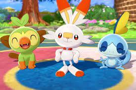Đĩa Game Pokemon Sword Cho Máy Switch