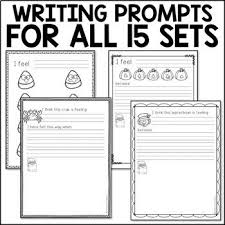 Year Round School Charts Year Round Feelings Charts And Writing Prompts Feelings