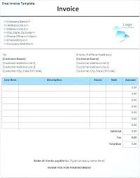 Invoice Template Excel 2003 Office 2003 Template Free Chanceinc Co