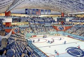 Pegula Arena Seating Chart Information Of Pu Ice Hockey 2011 2012 Haioase