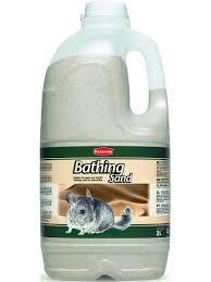 Песок для купания шиншилл <b>BATHING</b> SEND 2 л <b>PADOVAN</b> ...
