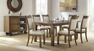 hailee dining room set w upholstered chairs
