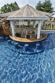 pool designs with swim up bar. Swimming Around. Swim Up Bar Photo Courtesy Of Woohome.com Pool Designs With