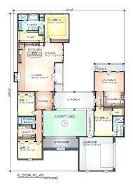 house plans with mother in law quarters house plans with separate living quarters homely idea 7