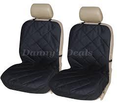 quilted car pet seat covers full set set set for peugeot 306 5dr hatchback 1993