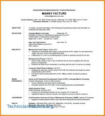 Civil Engineering Technician Resume Beauteous Images For Sample Resume For Civil Engineer Fresh Graduate 44