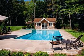 Inground Swimming Pool Designs Ideas Anonymailme Delectable Built In Swimming Pool Designs
