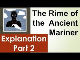 the rime of the ancient mariner summary