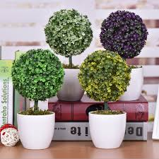 artificial plants for office decor. decorative green artificial flowers bonsai cheap plants creative rose ornaments wedding decoration office desk decorin u0026 dried for decor p