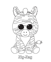 Coloring Books How To Draw Beanie Boo Coloring Books Penguin Easy