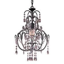 minka lavery 1 light taylor bronze mini chandelier
