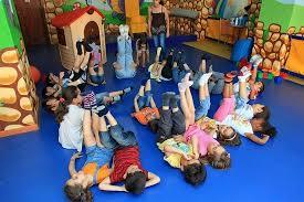 reino encantado indoor fun games for kids