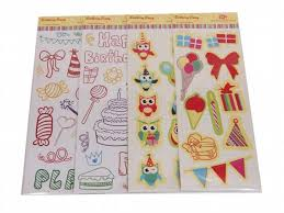 full color printed water proof paper sticker for diy embellishment stickers details description here are some cute full color printed water proof
