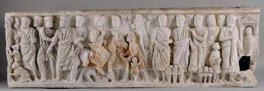 art and death in the middle ages essay heilbrunn timeline of  sarcophagus scenes from the lives of saint peter and christ