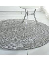 round navy rug incredible summer s on crate barrel steel round grey throughout gray rug ideas